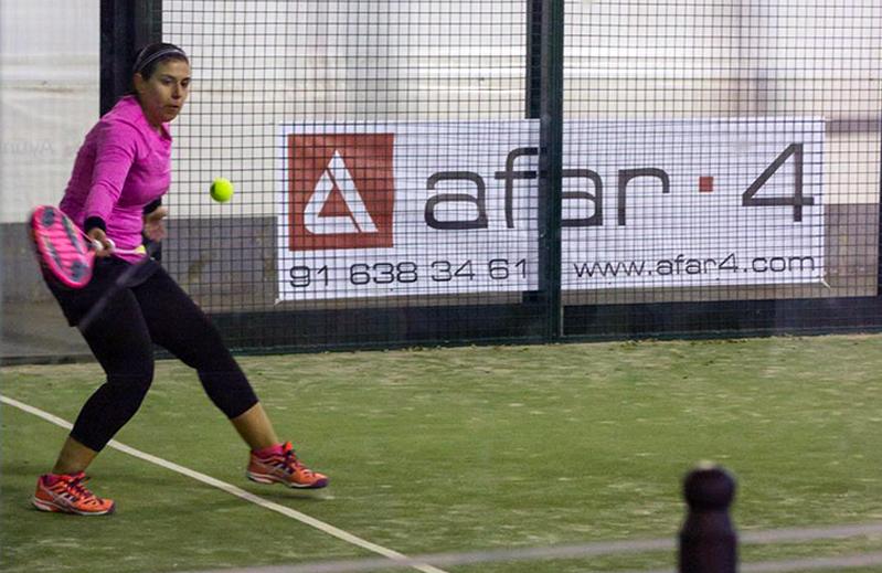 Final de la LigaPadel by Afar4