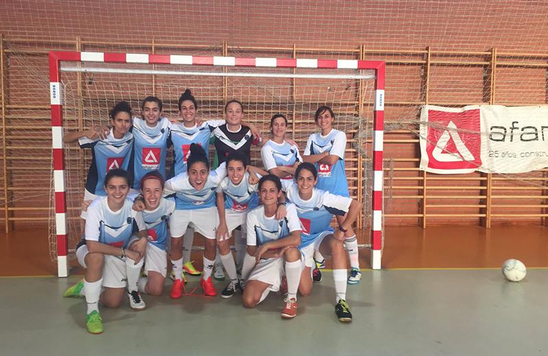 El fútbol sala femenino, cuestión de hermanas